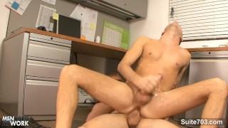 In office kinky the screwing gays gay rex