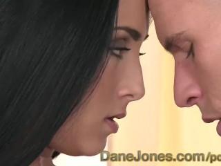 DaneJones Romantic valentines day loving with black hair goddess