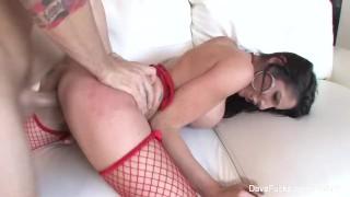 Dava Foxx Fucks A Big Cock