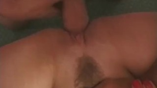 Fuck or while watch creampied we friends glasses blowjob
