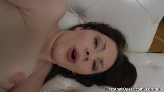 Good anal first-timer Cunnilingus female