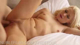 Hot cum a gets of films nubile blonde mouthful nubile sex