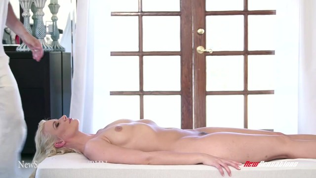 Streaming Gratis Video Nikita Mirzani New Sensations - Hotwife Annika Albrite Fucks Her Masseuse