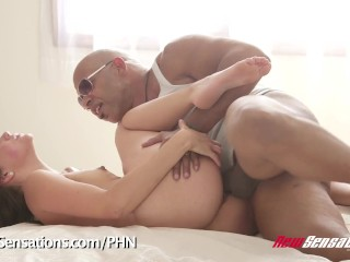 Nikita Mirzani - New Sensations - Cutie Pie Allie Haze Fucks Shane Diesel's BBC