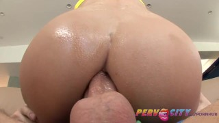 PervCity Blake Rose Up Her Juicy Ass Hole Sucking fuck