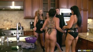 Brazzers House: Season 1 Full 3rd episode - Brazzers Landidzu kindred