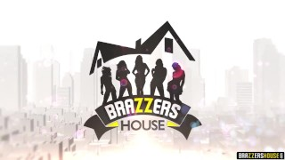 Brazzers House: Season 1 Full 3rd episode - Brazzers Natural big