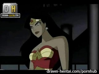 Preview 2 of Justice League Porn - Superman for Wonder Woman