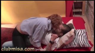 With her toyboy redhead milf hard misa fucks sex sex