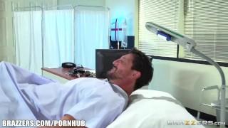 Hot doctor Brooke Wylde loves big cock - Brazzers