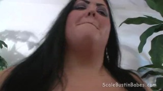 Preview 4 of BBW Charlie POV BJ Fucking with Flogging
