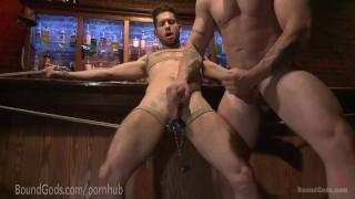 Handyman date creepy hot punishes rope bdsm