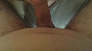 blonde slut gets touched and sucked over the weekend