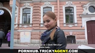 Tricky Agent - Godsend young pussy