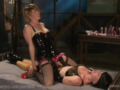 The Best Strap-On Sex Techniques
