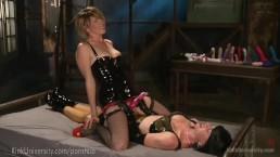 The Best Strap-On Sex Techniques