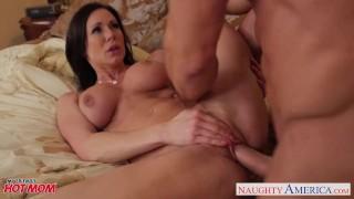 Kendra facial mom gets chesty lust milf mom