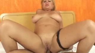 Bianca Lima Gets Jizzed On Her Big Tits