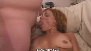 sexy blonde girl gets fucked hard