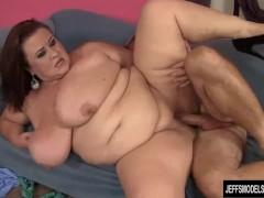 Mature BBW Lady Lynn hardcore fuck