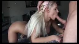 LouLou getting fucked by Pascal White