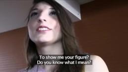 PublicAgent Sexy spagnola mora viene scopata in una stanza d'albergo