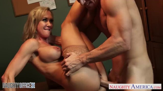 Brandy smith office fuck Stockinged office babe brandi love gets nailed