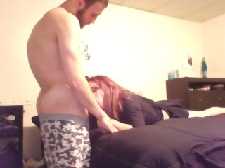 First Porn with My Sexy Huge Assed Wife