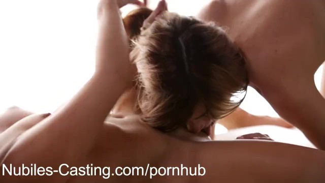 Shy wife in porn audition Nubiles casting shy cuties first porn audition