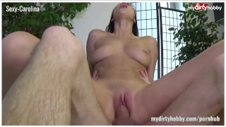 Hot girl german sexycarolina sexy and compilation fuck