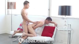 Trick or Treat - Ethan Slade fucked by Tyler Lee