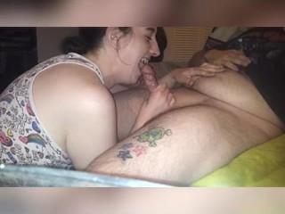 Sucking cock part 1