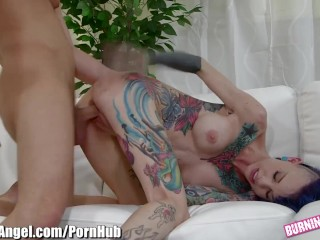 BurningAngel Seth Gets In Big-Tits Punk Chick