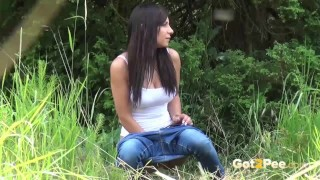 Got2Pee Peeing Women Compilation 001