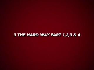"""3 THE HARD WAY"" FEAT. KAMEO, MARIO LONG, HERSHEY & DEELITE"