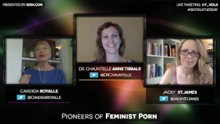 Pioneers of Feminist Porn with Candida Royalle and Jacky St. James