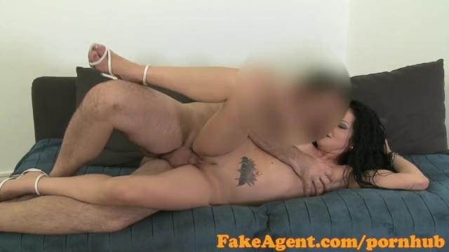 FakeAgent Horny Romanian babe sucks and fucks in casting 18