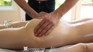 Sexy pussy emily gets grey massage passionhd a blowjob hardcore