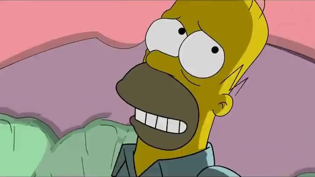 Marge simpson big tits Simpsons porn - homer fucks marge
