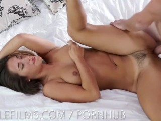 NubileFilms She loves the style of his cum