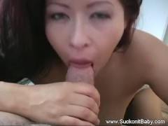 Sultry Misty Gives A Perfect BJ
