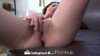 On sophia grace latina castingcouchx hot fucked couch gets castingcouch amateur