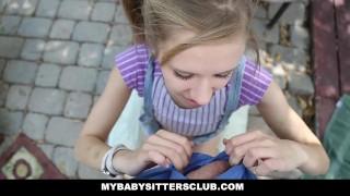 Petite sitter masturbating mybabysittersclub baby caught skinny smalltits