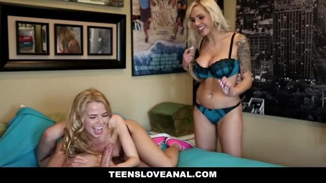 Nina garbiras nude - Teensloveanal - petite teen gets ass fucked in front of her mom