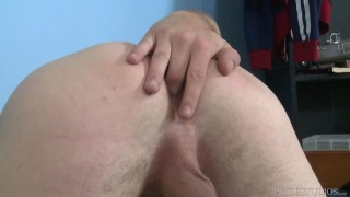 Cock Virgins Steve Stiffer Rubbing One Out In Dorm Room
