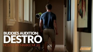 Casting next door audition destro's nextdoorcasting on