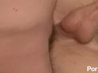 Bareback Butt Shots 4 - Scene 3