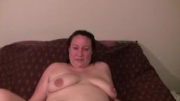 Close up masturbation with orgasm