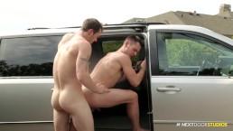 Next Door Buddies Naughty Cab Ride