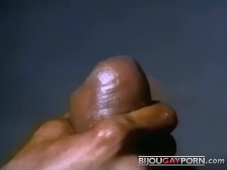Al Parker Sucks Massive Pumped Black Cock in TURBO CHARGE (1987)